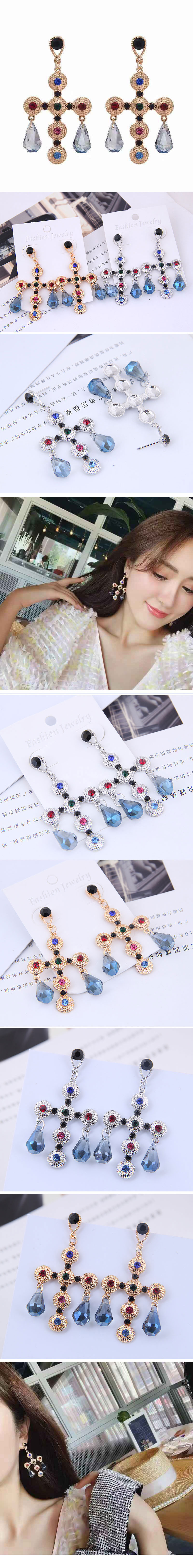 Alloy Earring Fashion NHSC200006