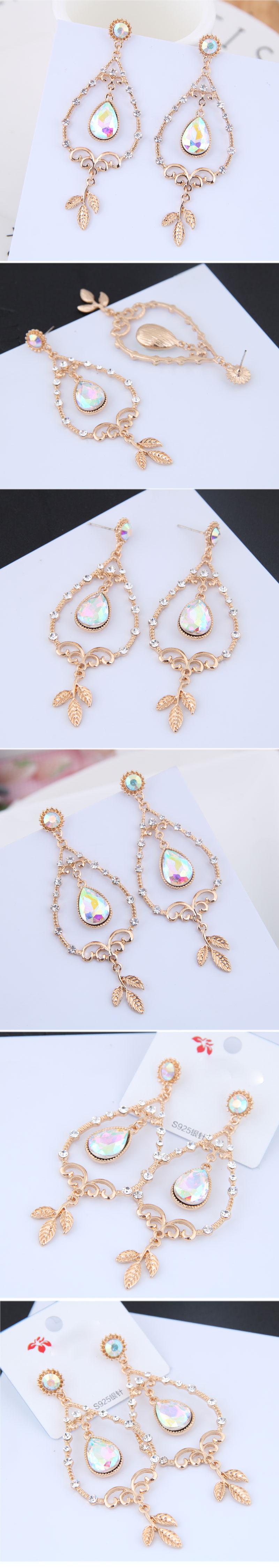 Alloy Earring Korea NHSC200063