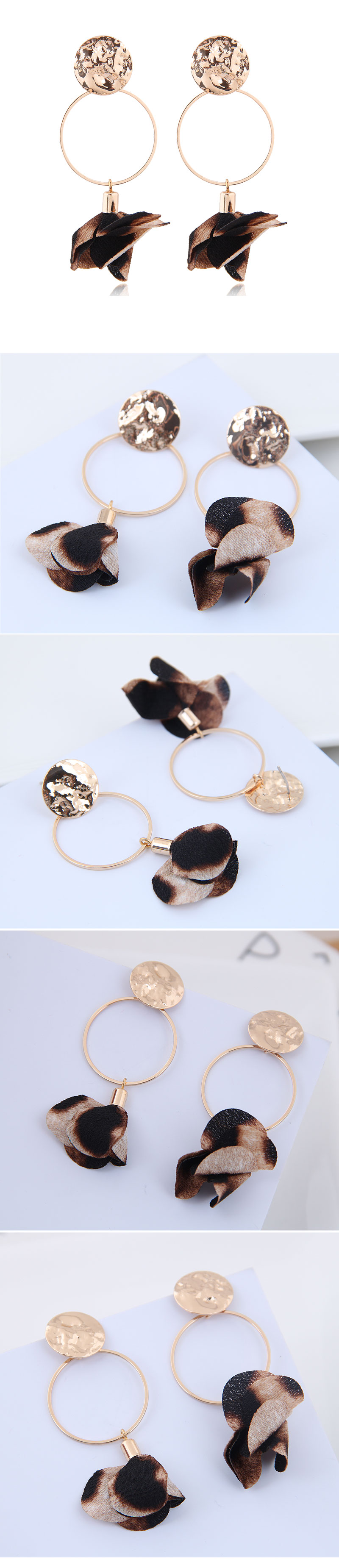 Alloy Earring Korea NHSC200058